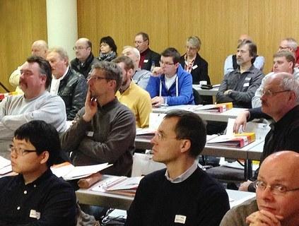 Missel Seminarreihe 2013 endet in Frankfurt