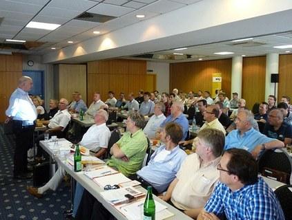 Frankfurt: Missel-Seminar mit 3 Referenten
