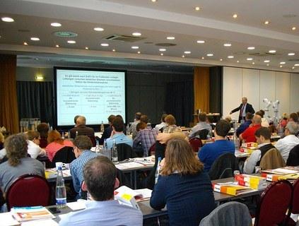 Missel Seminar 2015 mit Brandschutz-Praxis