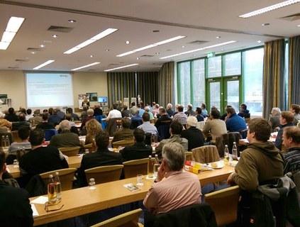 Hagen: Auftakt zu den Missel Seminaren 2015