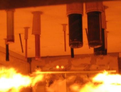 Brandprüfungen und Klassifizierung