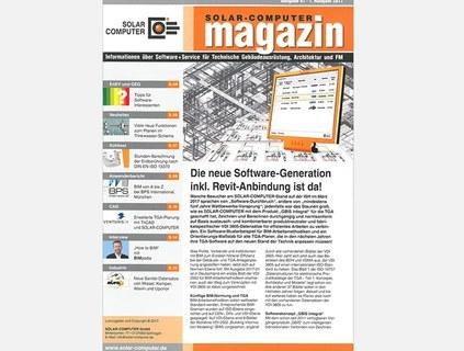 TGA Software mit Missel Daten
